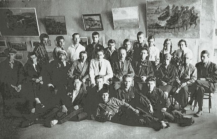 Ассоциация художников революционной россии